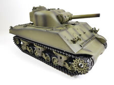 UK Radio Remote Control RC Tank 2.4G British Sherman Firefly 1/16 with 2 Sounds