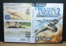 BLAZING ANGELS 2 SECRET MISSIONS OF WWII - Pc - 2007 Ubisoft - Italiano