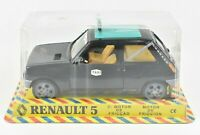 Pepe Renault 5 Le Car Taxi Friction Car 1:24 New in Box Portugal