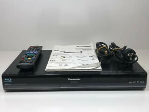Panasonic DMR-BW780 Blu-Ray & DVD Recorder 250GB HDD REGION FREE Twin HD Tuner
