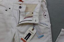 Tommy Bahama Baja Coast Vintage Fit Mens Denim Jeans Sz 36 X 30 White