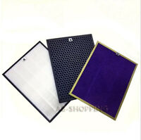 3Pcs//Lot Ac4141 Ac4143 Ac4144 Filter Kit For Philips AC4072 AC4074 AC4083 A G6S4