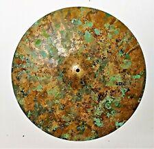 """Zildjian 20"""", Ride, Rusty cymbal"""