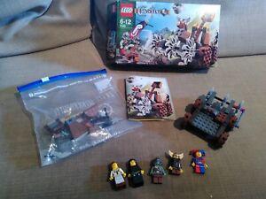 """LEGO Castle 7040 """"Verteidigung der Zwergenmine"""" mit BA und OVP + Bonusfiguren"""