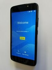 Motorola Moto E 4th Generation 16GB Virgin Mobile CDMA Smartphone Cellphone E4