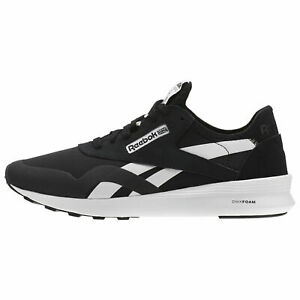 Reebok CL Nylon SP [CN3629] Women Casual Shoes Black/Coal-White