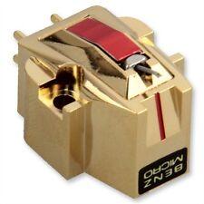 Benz Micro MC Gold High End MC de lecture système moving coil Cartridge en Stock