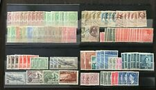 Early to Mid Belgium Mint & Used Selection on Stockcards Good Cat Value