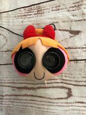 PowerPuff Girls Blossom Doll Plush Binoculars GUC Vintage