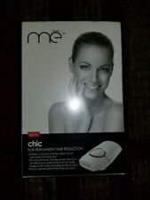me chic Targeted Permanent Hair Growth Reduction / Removal Device