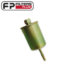 WZ528 Wesfil Fuel Filter - Ford AU Falcon without Independent Rear Suspension