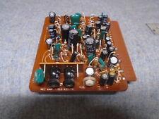SONY TC-654-4 REEL TO REEL REC AMP 1-539-431-14 USED