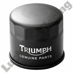 Genuine Triumph Oil Filter T1218001