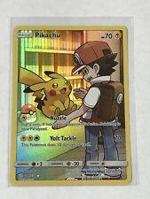 Pokemon Card Holo Pikachu 241/236