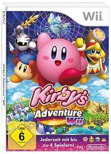 Kirbys Adventure Wii (nintendo Wii)