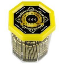 """999 Bobby Pins Gold 2"""" (250g)"""