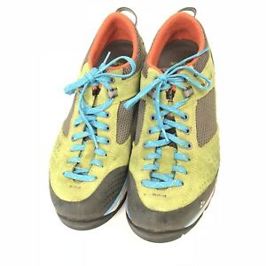 Vasque 7323 Grand Traverse Women's Performance Hiking Shoes Size 10 Green