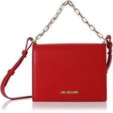 Borsa Donna Love Moschino Small Crossbody Rosso Jc4351 118
