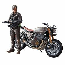 """The Walking Dead TV 5"""" Daryl Dixon with New Bike Deluxe Box Set"""
