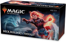 Magic: THE GATHERING CORE SET 2020 Deck BUILDER'S TOOLKIT tra cui 4 BOOSTER