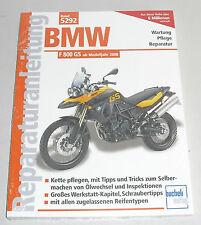 Reparaturanleitung BMW F 800 GS, Baujahre ab 2008