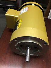 Baldor VEM3556 1HP 1200RPM 230/460 volt 3 phase 56C TEFC less base