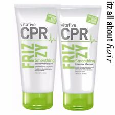Vitafive CPR Frizzy Smoothing Intensive Masque 180ml x 2 Duo Pack