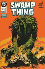 Swamp Thing (2nd Series) #63 VF; DC | save on shipping - details inside