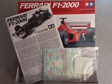 Tamiya Ferrari F1 - 2000 . 1/20