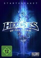 Heroes Of The Storm - Starterpaket (PC, 2015, DVD-Box) - neu + OVP