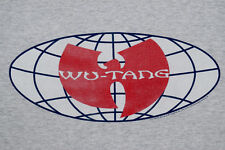 1997 WU-TANG FOREVER vintage 90s rap tee RZA hip hop ol dirty bastard T-shirt XL