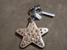 Coach Stardust Studs Star Bag Charm (Gold)-NWT (F21394)