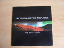 "Barclay James Harvest: Love On The Line 7"": 1980 UK Release: Picture Sleeve"