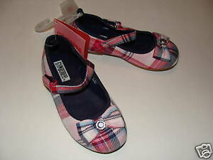 Gymboree New York Girl Todder Girls Size 6 Shoes NEW