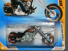 HW HOT WHEELS 2009 NEW MODELS #9/42 OCC SPLITBACK MOTORCYCLES HOTWHEELS VHTF NM