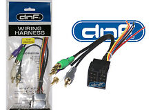 MERCEDES 1994-2004 AMP INTEGRATION WIRING HARNESS STEREO ADAPTER (70-1786)