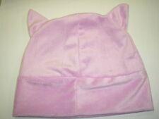 2XHalloween Light Purple & Pink kitty KID'S HAT cosplay ANIME goth agf Christmas