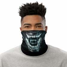 Alien Neck Gaiter Alien Face Mask  Horror Mask
