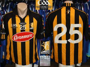 Cill Chainnigh Kilkeny Gaa O'Neills #25 Anniversary Home Jersey Shirt Gaelic