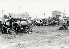 SAINTES MARIES DE LA MER 1934 - Le Garage des Gitans - Div 2147