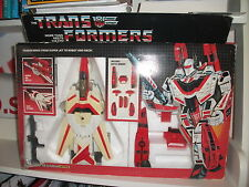 transformers JETFIRE G1 1984 USED. VERY GOOD CONDITION