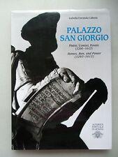 Palazzo San Giorgio Pietre Uomini Potere Stones Men Power 1998 Genua Architektur