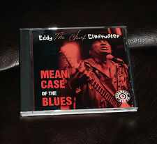EDDY CHIEF CLEARWATER Mean Case of the Blues Bullseye NM CD Chicago Send For Me