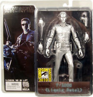 T-1000 Liquid Metal Terminator 2 Judgement Day SDCC Exclusive Action Figur Neca