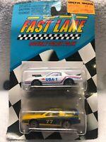 Fast Lane Diecast Cars Toys R Us 1991 Geoffrey inc. NIP Camaro Pro Stocker USA 1