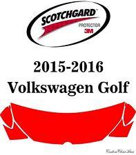 3M Scotchgard Paint Protection Film Pre-Cut Kits 2016 Volkswagen Golf SportWagen
