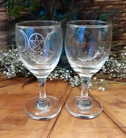 Chalice Goblet Altar spells supplies Pagan Wiccan Wicca Witchcraft