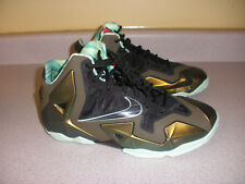 621712-700 KID'S NIKE Grade School Lebron XI Size 6Y Multi-color