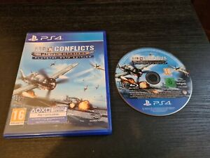 Air Conflicts Pacific Carriers PS4 (PlayStation 4) Free P+P. FAST DISPATCH.