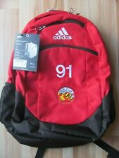 Cecil Soccer Maryland adidas Striker II Team Backpack Black Futbol